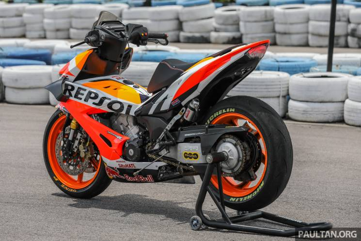 scooter rc213V