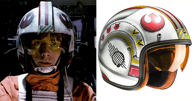 hjc luke skywalker xwing el casco definitivo de star wars