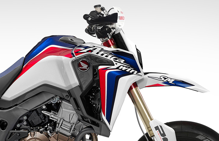 Honda Crf 1000l Africa Twin Supermoto