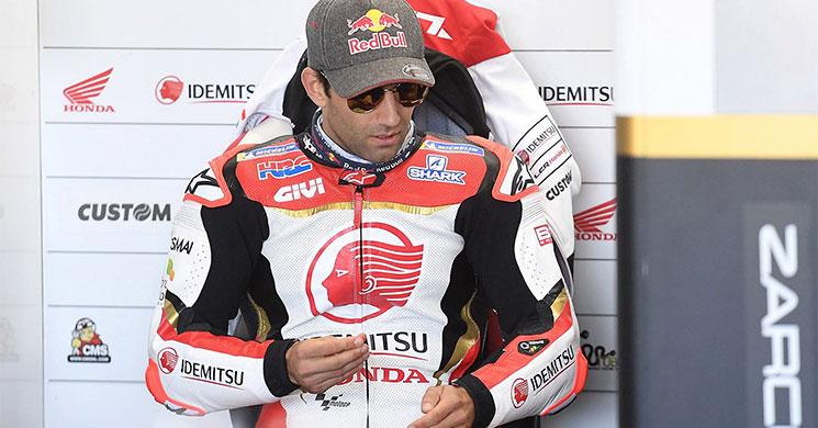 Álex y Marc Márquez, juntos en el Repsol Honda — Oficial