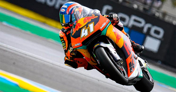 brad binder lemans
