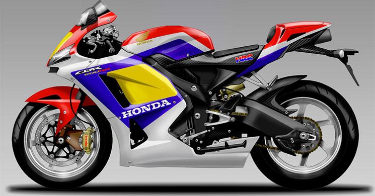 Honda Cbr Rr 600 Repsol >> ¿Vuelve la Honda CBR 600 RR?