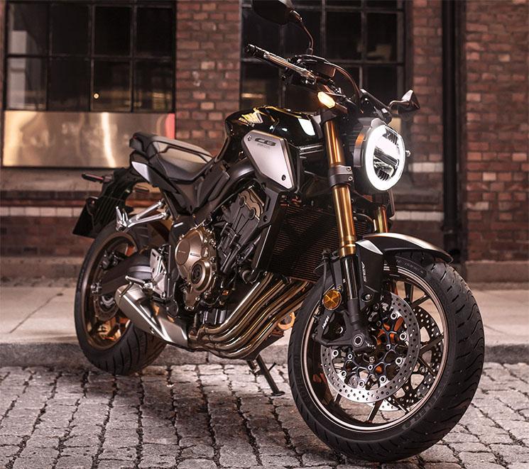 Honda CB650R 2019: Completando La Gama Neo Sports Café