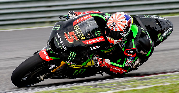 zarco y folger tech3 entre los diez mejores pilotos de la jornada en sepang. Black Bedroom Furniture Sets. Home Design Ideas