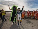 Fotos Maverick Viñales Campeón del Mundo de Moto3 2013
