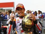 Fotogalería: Marc Márquez campeón del Mundo de MotoGP 2014