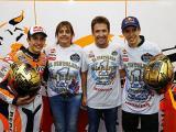 Fotos Álex Márquez Campeón del Mundo de Moto3 en Valencia