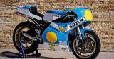 Suzuki GSXR 750 Réplica Barry Sheene
