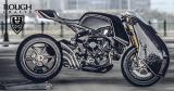 MV Agusta 800 RR Ballistic Trident by Rough Crafts