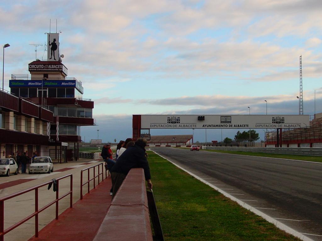 Albacete Circuit : Circuito de albacete