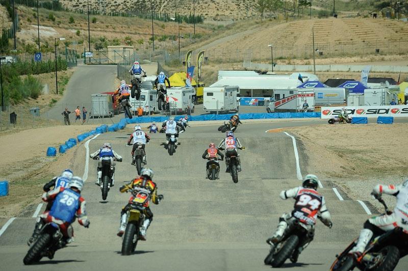 Circuito Aragon : Circuito de supermotard motorland aragón