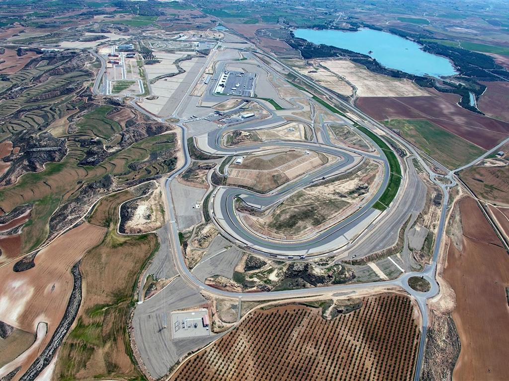 Circuito Aragon : Circuito de motorland aragón