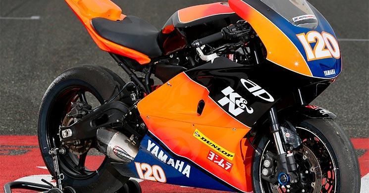 Yamaha MT-07R AP MotoArts: ¿naked? No una R muy