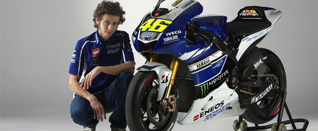 yamaha factory racing 2013
