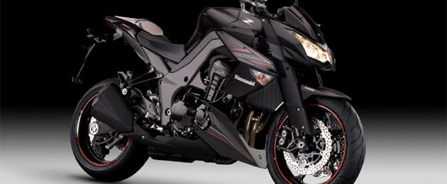 Kawasaki Z1000 Black Edition 2012