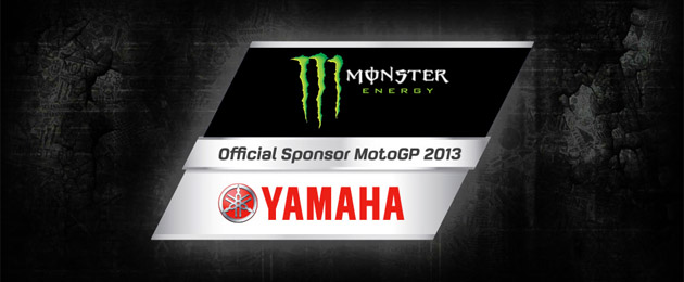 monster ser225 patrocinador del yamaha factory team por dos